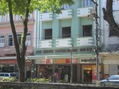 Fachada do prédio na rua do imperador, nº. 355 do