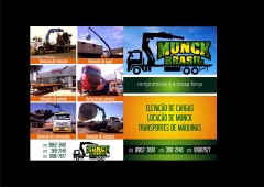 Logo marca munck brasil