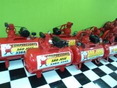 Compressores revisados