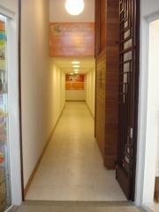 Corredor de acesso ao prédio da Rua do Imperador, 355 1º. andar Centro