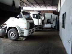 Caminhões vw e mercedes axor