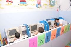 Aulas de iniciação á informática