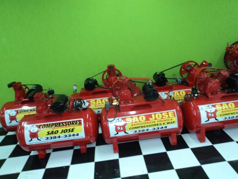 Compressores a venda a partir de R$ 1.800,00