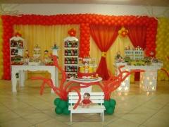Decora��o festa infantil - proven�al turma da m�nica