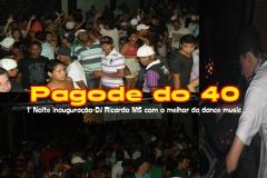 Festa inauguraçao