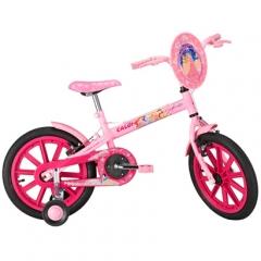 Bicicleta caloi princesas aro 12