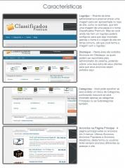 Tenha seu super site de classificados na internet