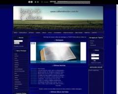 Tenha seu site para igreja com web rádio online