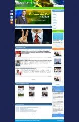 Tenha seu site para políticos e candidatos na internet