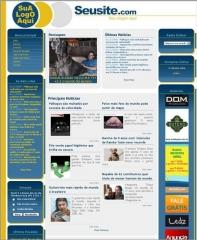 Tenha seu super portal na internet