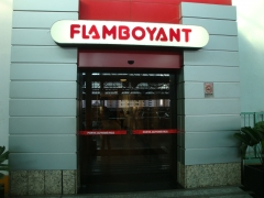 Shopping flamboyant