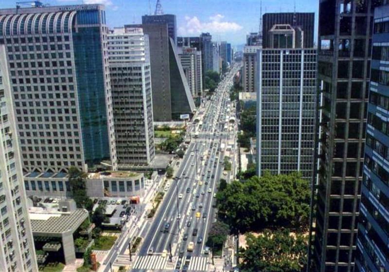 Avenida Paulista -entregamos e coletamos em 48 hs-