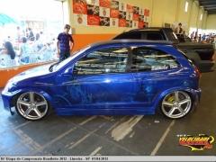 Celta show classic / velocidade maxima