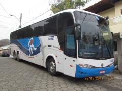 Ônibus paradiso leito turismo