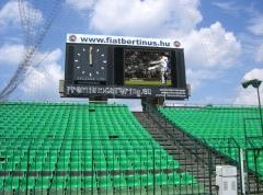De alta definição 3906 pontos / m², alto brilho de 8000 nits, pode ver o vídeo muito claro a partir de 2 metros para 800 metros.