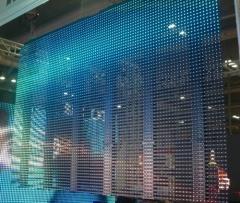 State-of-the-art design.it é transparente e oco, utilize amplamente como a decoração no fundo palco.