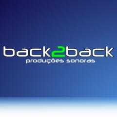 Back2back produtora de som produtora de áudio jingle trilha spot