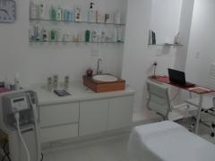 Sala de procedimentos estéticos
