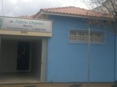 Fachada Clínica Dr. Fábio