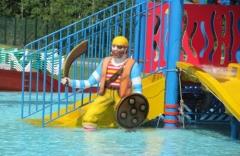 Mega water play