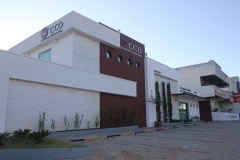 Fachada diurna - cco - centro de cirurgia oral