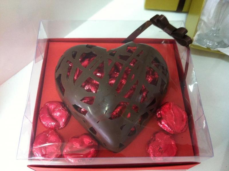Coração Rendado (dia dos Namorados)