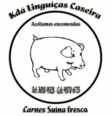 Linguíças Caseira de Porco Pura - Foto 1
