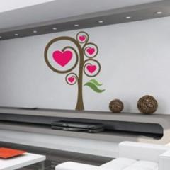 Floral decorativo Tree Love.