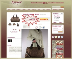 Bolsa de viagem kabupy