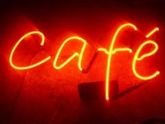 Café neon