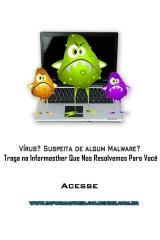 RemoÇÃo de virus