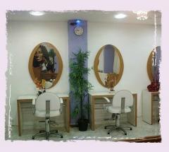 Nosso salão de beleza