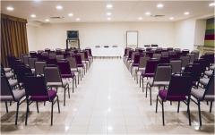 Sala de reuniões de negócios e conferências