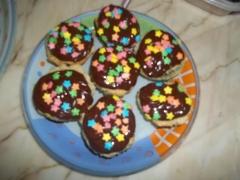 Cupcake de nutela