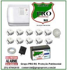 Foto 186 alarme e monitoramento - Grupo pro rs    Proteção Patrimonial      Segurança