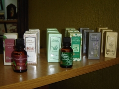 Ess�ncia concentrada, diversas fragr�ncias