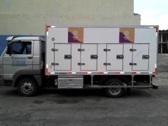 Caminhão sorveteiro