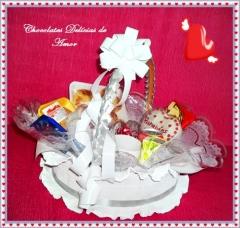 Chocolates del�cias de amor - foto 21