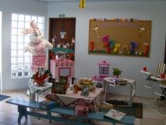 Visita da Dona Coelha
