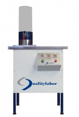 Formador de Folhas Mod. FF/Q, equipamento para obtenção de folhas padronizadas de celulose em laboratório, conforme norma TAPPI T-205, ISO 5269/1