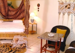 Suites temáticas - áfrica