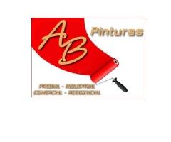 Logomarca AB Pinturas em Campinas