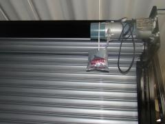 motor para porta de aço