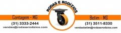 Foto 325 máquinas e ferramentas - Rodas e Rodízios Ltda