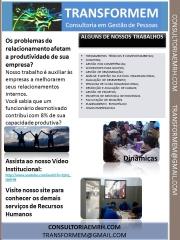 Transformem Consultoria Empresarial em Recursos Humanos - Foto 1