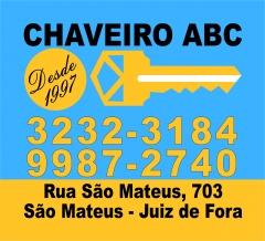 CHAVEIRO ABC - SÃO MATEUS - Foto 1