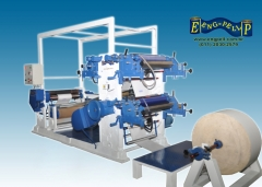 Maquina rotalina com cortadeira e acoplado 3 cores