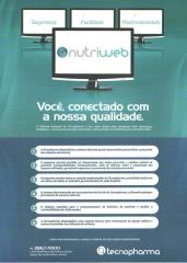 Nutriweb - sistema para prescrições
