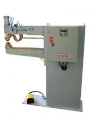 Máquina de solda por resistência - projeção