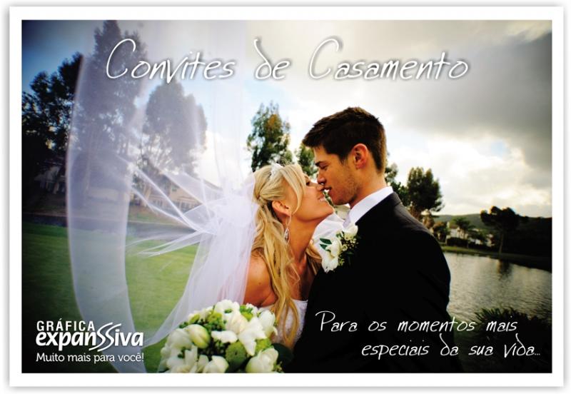 Convites de Casamento - http://www.expanssiva.com.br/categorias/convites/casamento